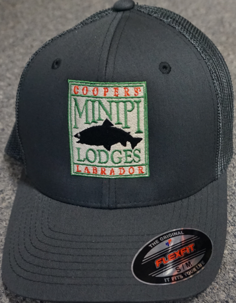 Minipi Minipi Lodges Flexfit Trucker Hat