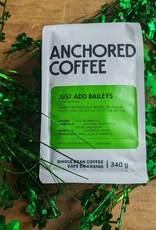 Anchored Coffee. Just Add Baileys Filter/Expresso