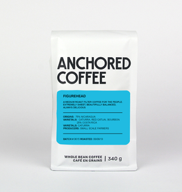 Anchored Coffee. Figurehead Filter 12oz