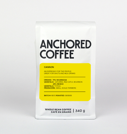 Anchored Coffee. Cannon Espresso 12oz