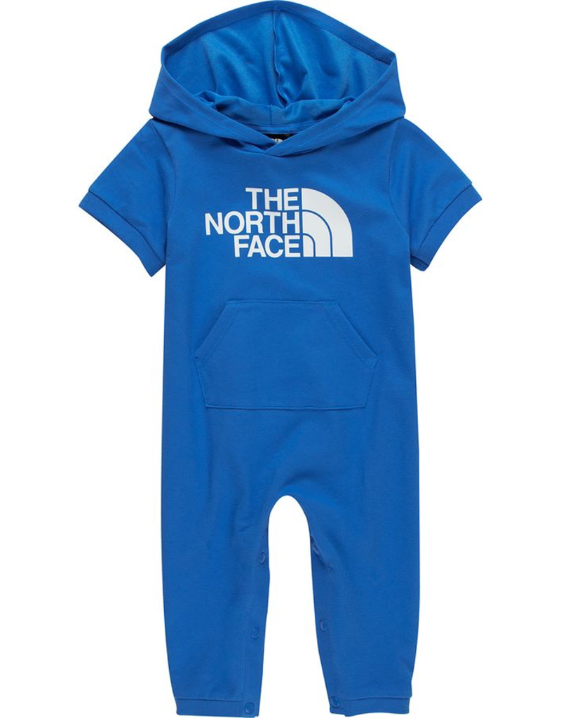 The North Face INFANT FRENCH TERRY HOODED ONESIE