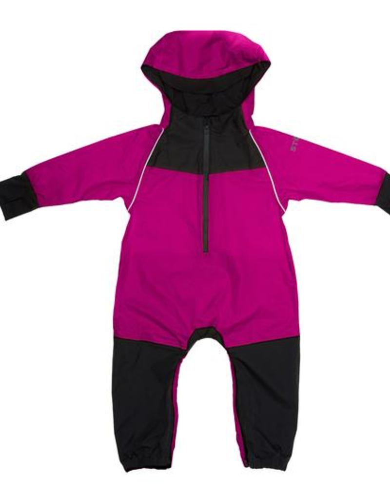 Stonz Rain Suit , Fuchsia