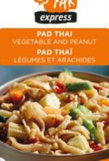 Happy Yak Vegetable And Peanut Pad Thai
