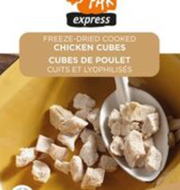 Happy Yak Freeze-Dried Cooked Chicken Cubes