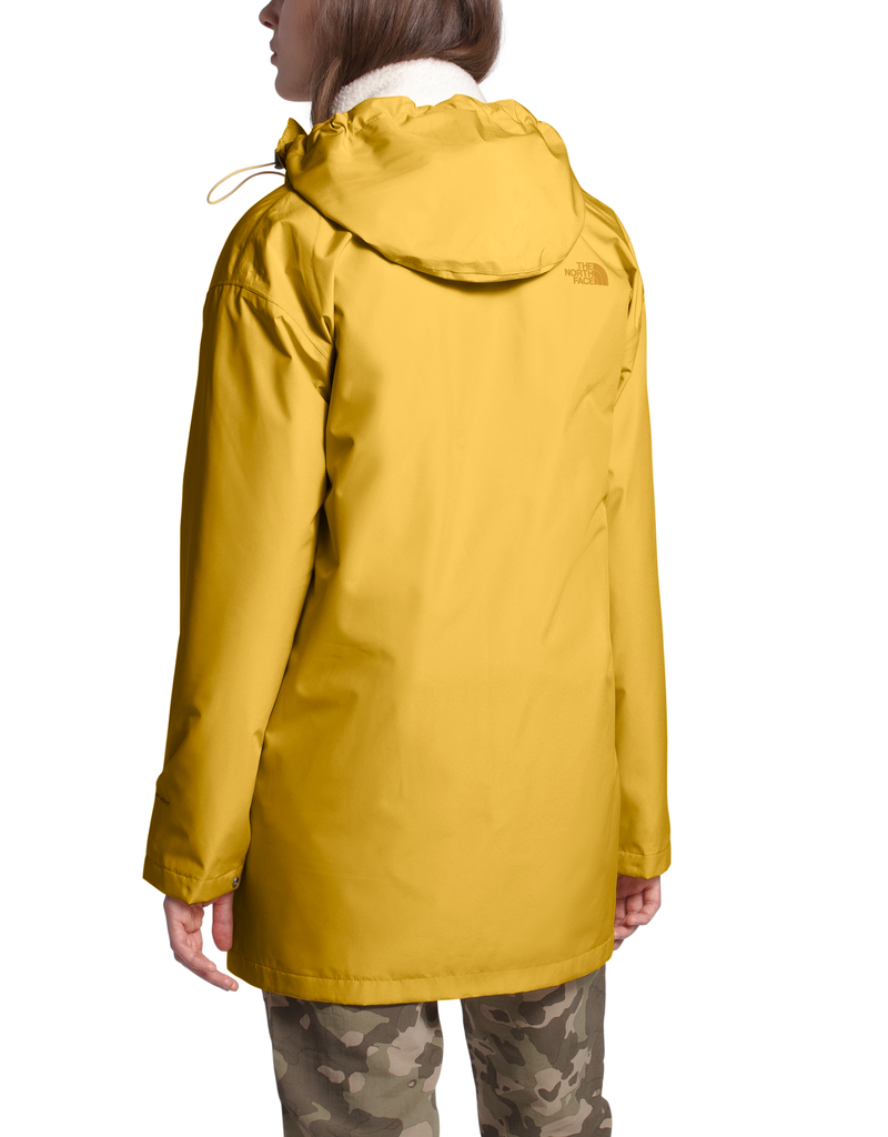 The North Face W WOODMONT RAIN JACKET