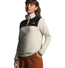 The North Face W TKA GLACIER SNAP-NECK PULLOVER