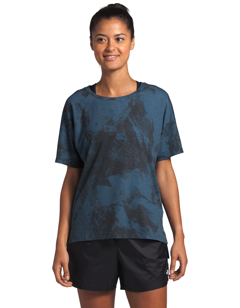 The North Face W WORKOUT S/S