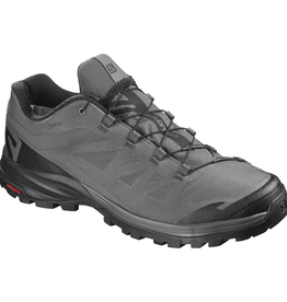 Salomon SHOES OUTpath GTX Magnet/Black/Black