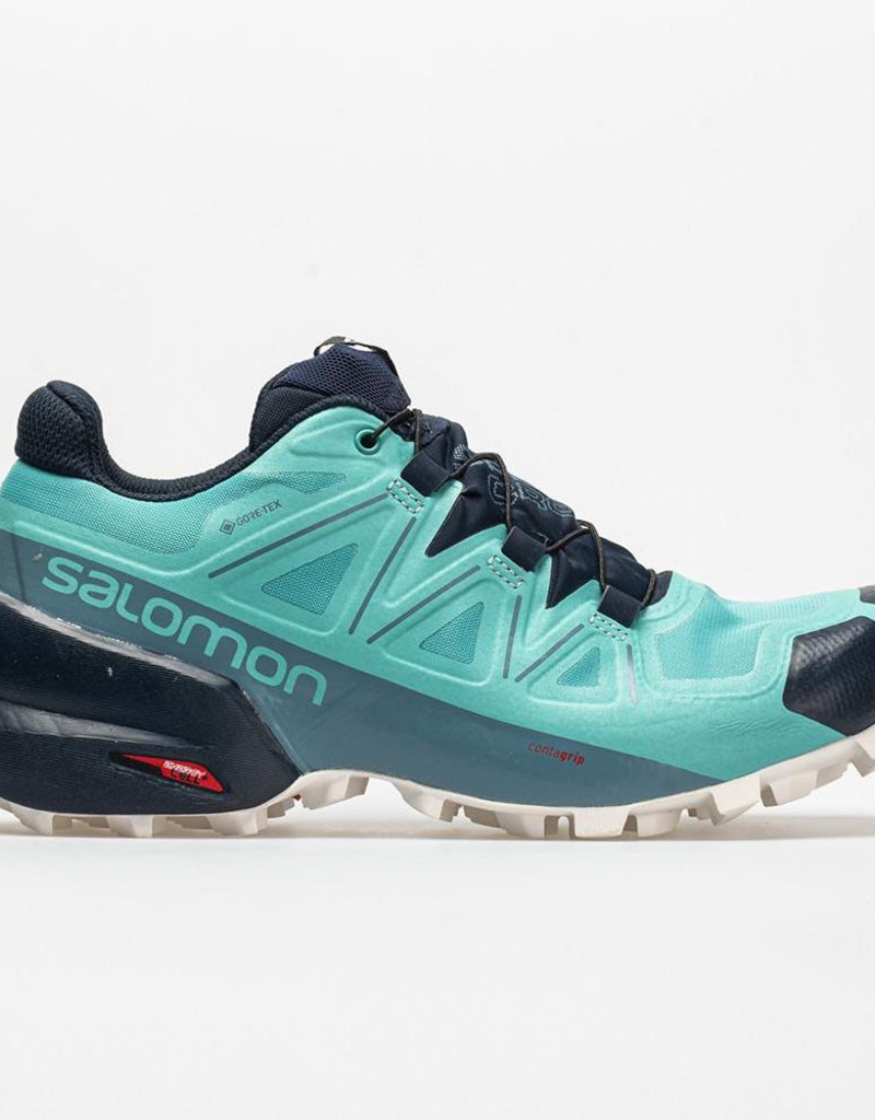 Salomon SHOES SPEEDCROSS 5 GTX W Meadowbroo/Navy