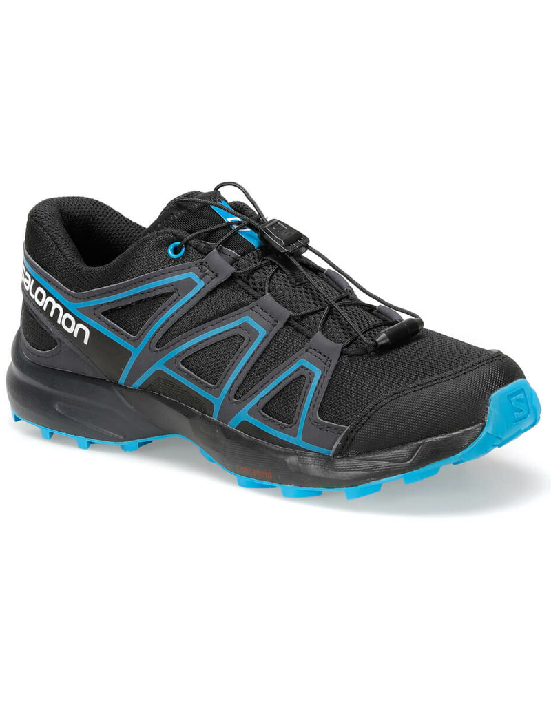 Salomon SHOES SPEEDCROSS J Black/Gy/Hawaiian
