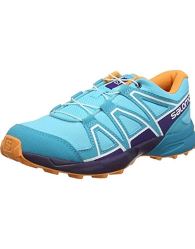 Salomon SHOES SPEEDCROSS J Blue Curac/Acai/Bird