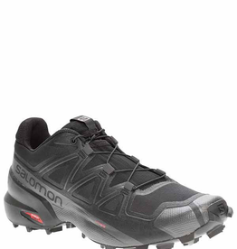 Salomon SHOES SPEEDCROSS 5 WIDE Black/Bk/PHANTOM