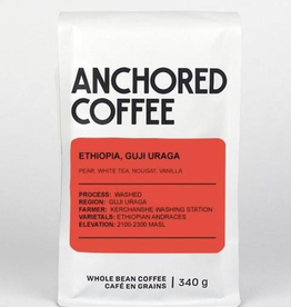 Anchored Coffee. Guji Uraga Espresso 12oz