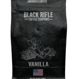 Black Rifle Coffee Vanilla Ground Coffee 12oz