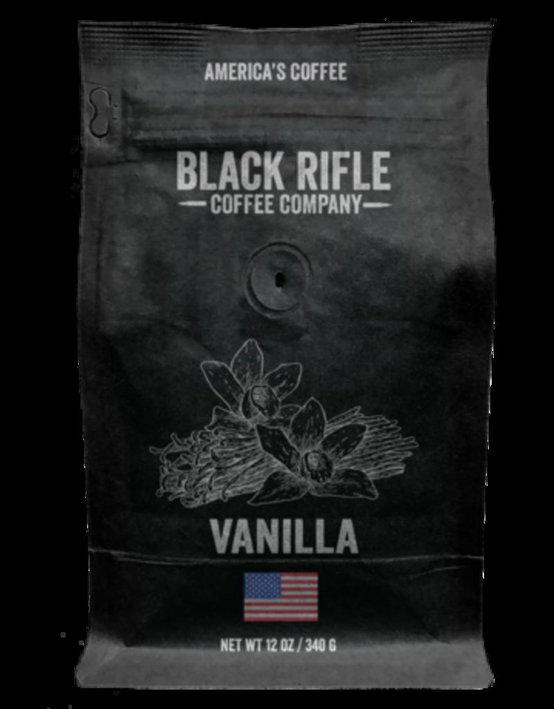Black Rifle Coffee Vanilla Ground Coffee 12oz