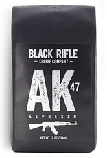 Black Rifle Coffee AK-47 Espresso Blend Whole Bean 12oz