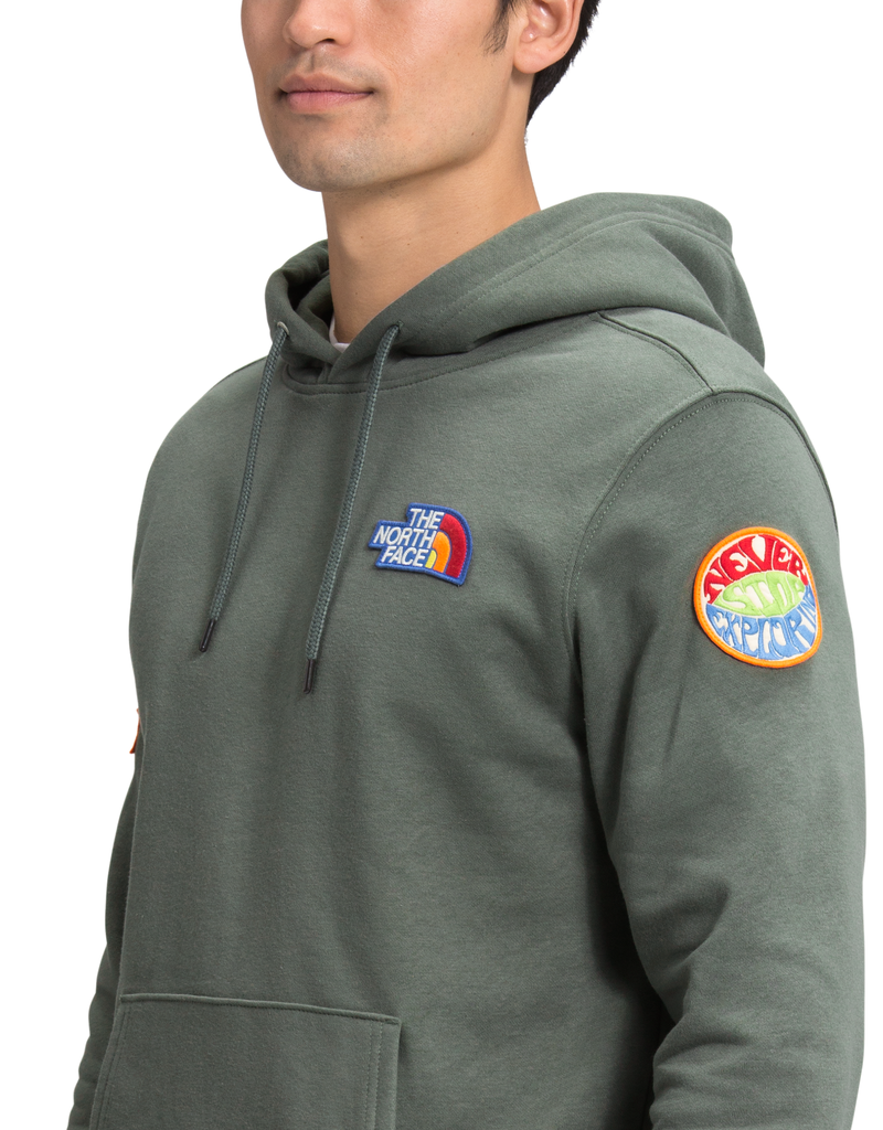 The North Face M NOVELTY PATCH PULLOVER HOODIE