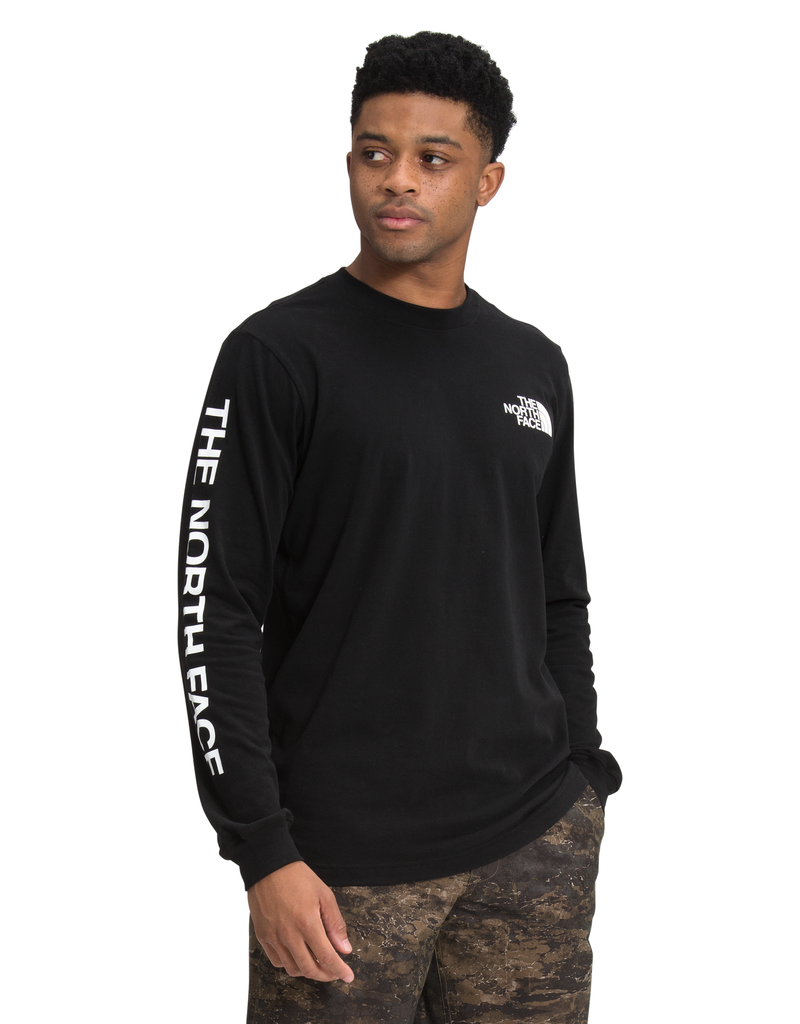 The North Face M L/S TNF SLEEVE HIT TEE