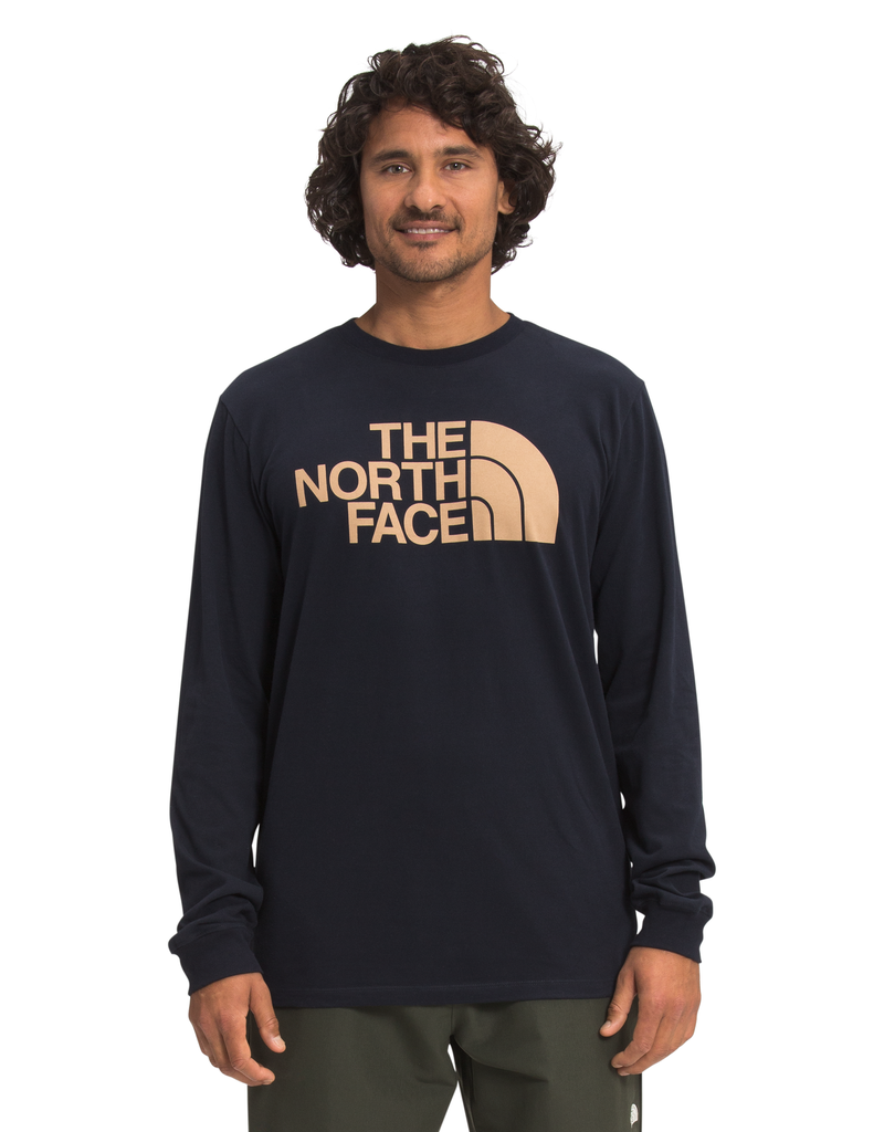 The North Face M L/S HALF DOME TEE