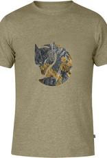 Fjall Raven Rock Logo T-Shirt, Men's