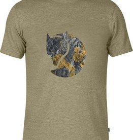 Fjall Raven Rock Logo T-Shirt, Men's