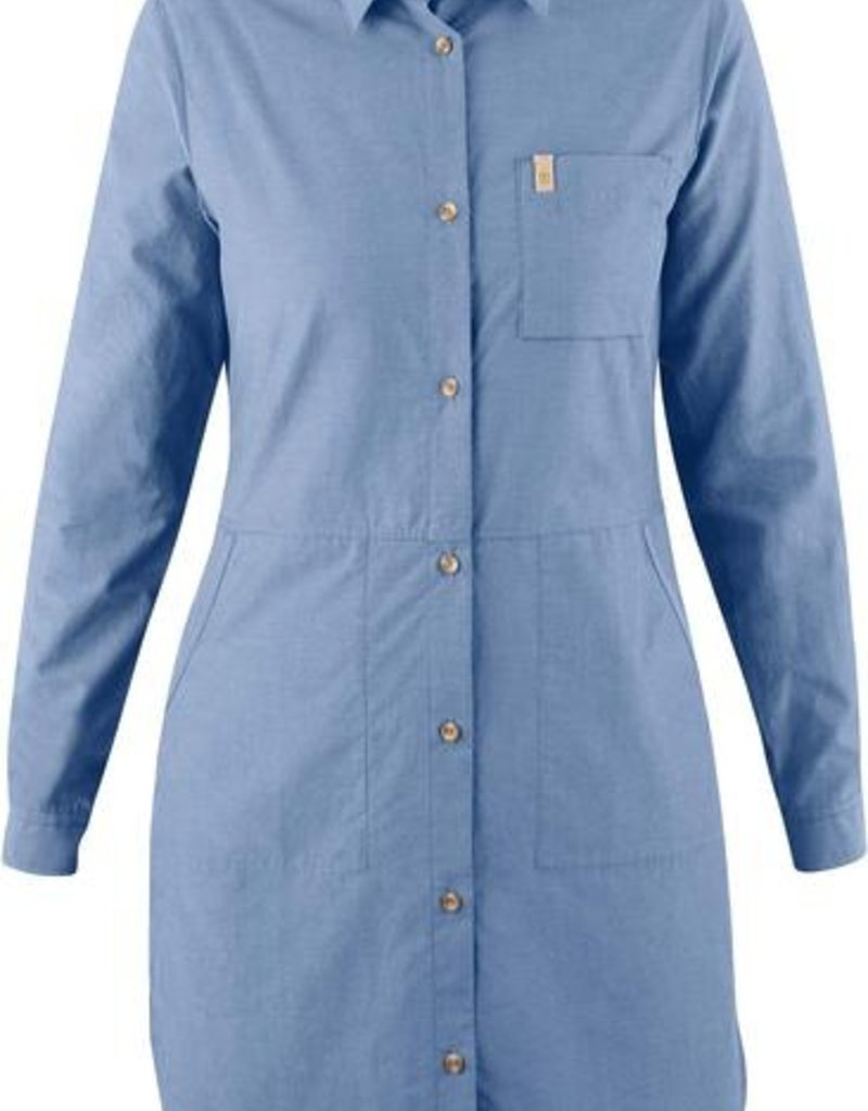 Fjall Raven Ovik Shirt Dress Wmn's