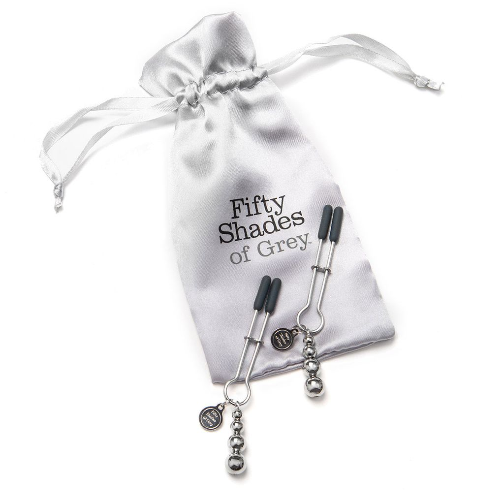 The Pinch Nipple Clamp by Fifty Shades of Grey
