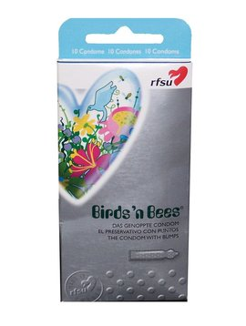 RFSU RFSU Birds 'n Bees Condoms 10-Pack