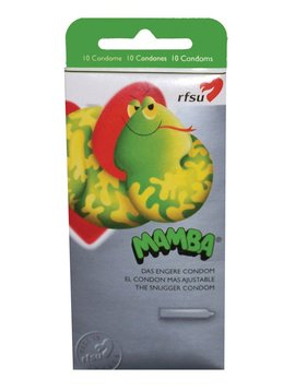 RFSU RFSU Mamba Condoms 10-Pack
