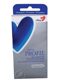 RFSU RFSU Profil Condoms 10-Pack