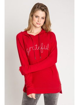 PJ Salvage PJ Salvage Grateful Embroidered Hoody