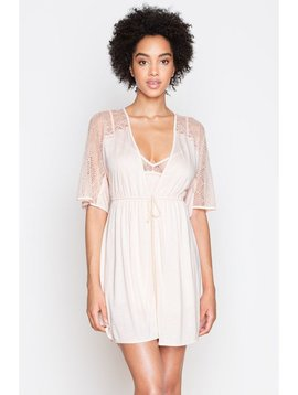 Only Hearts Only Hearts Venice Short Robe