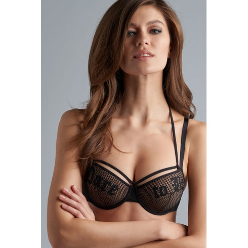 Marlies Dekkers Marlies Dekkers Dare to Be Padded Plunge Balcony Bra