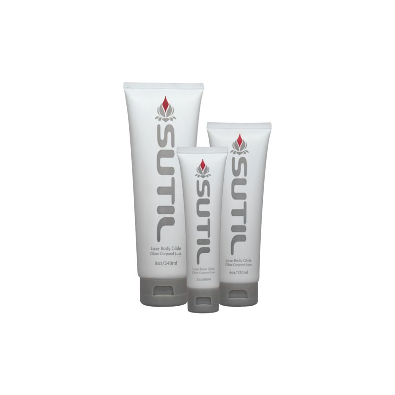 Sutil Sutil Luxe Body Glide, 4 oz