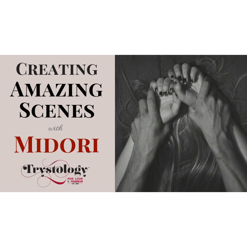 Create Amazing Scenes: Get Into Their Heads! 4–13-19 with Midori