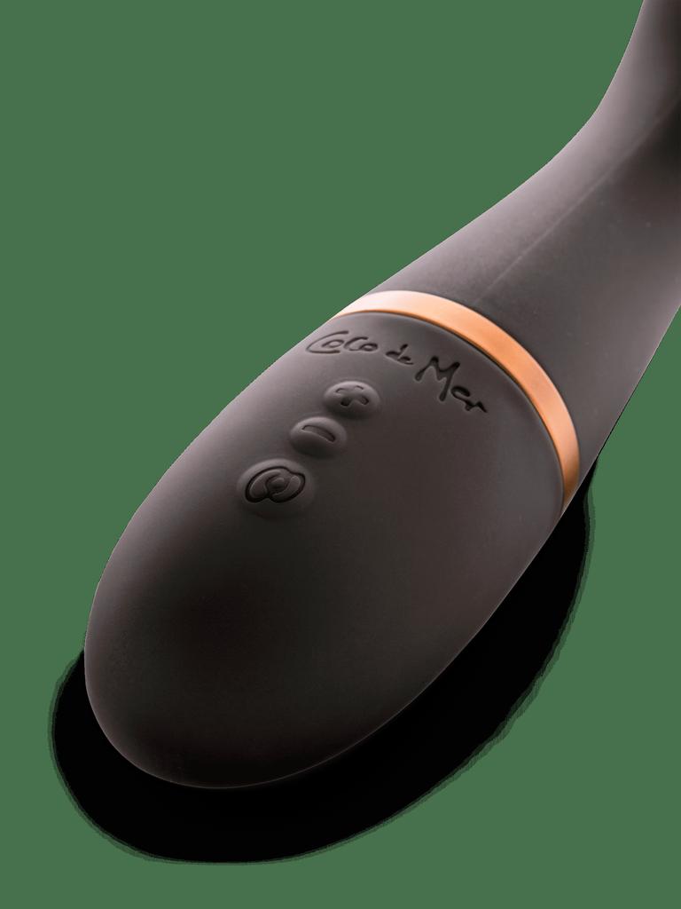 Coco De Mer Coco de Mer Georgiana G-Spot Vibrator