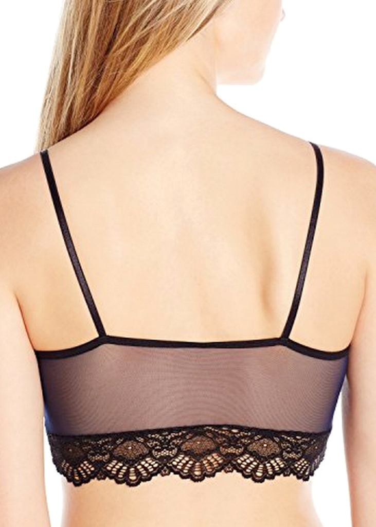 Only Hearts Only Hearts Whisper Sweet Nothings Cropped Bralette