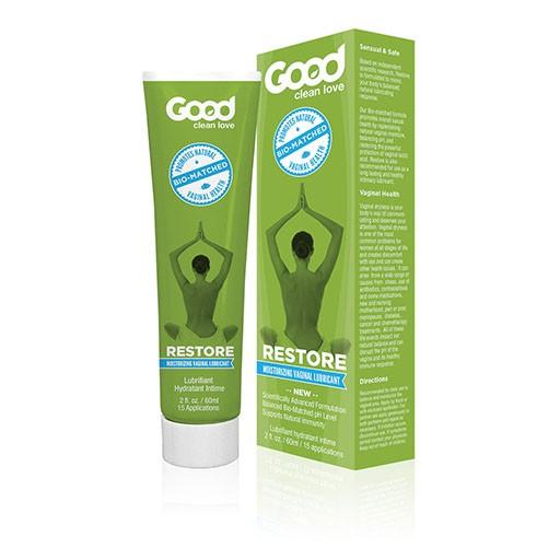 Good Clean Love Good Clean Love Bio-Match Moisturizing Lubricant Restore 2oz