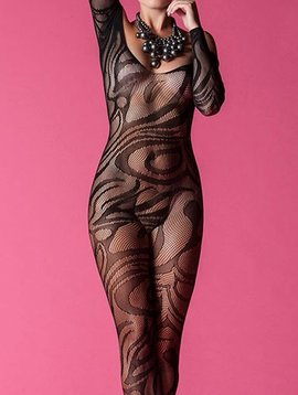 Hauty Hauty Long Sleeve Body Stocking