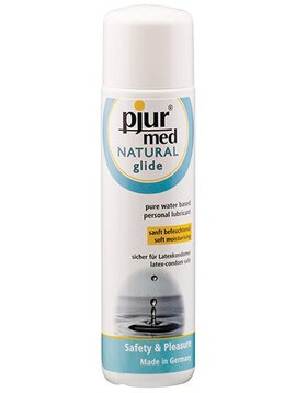 Pjur Pjur Med Natural Glide Lube 100ml / 3.4oz