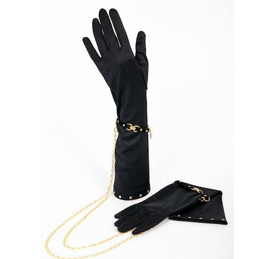 Fraulein Kink Fraulein Kink Noir Gloves