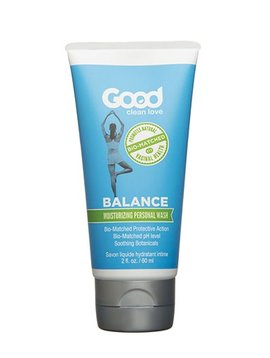 Good Clean Love Good Clean Love Balance 2oz Moisturizing Wash