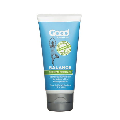 Good Clean Love Good Clean Love Balance 2oz Moisturizing Wash