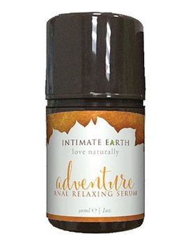 Intimate Earth Intimate Earth Adventure Womenís Relaxing Anal Serum 1oz