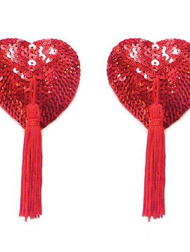 Bristols 6 Bristols 6 Nippies Gold - Gypsy Rose Red Hearts A/B
