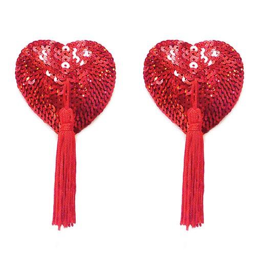 Bristols 6 Bristols 6 Nippies Gold - Gypsy Rose Red Hearts A/B
