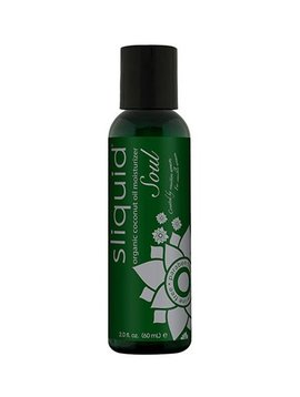 Sliquid Sliquid Soul Coconut Oil Based 2oz