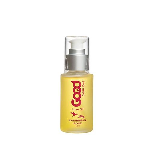 Good Clean Love Good Clean Love Oil 50ml Caribbean Rose