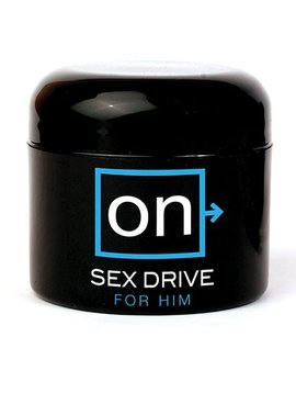 Sensuva Sensuva ON Sex Drive for Him 2oz