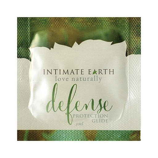Intimate Earth Intimate Earth Defense Lubricant Foils 48/bag